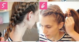 A simple and fast hairstyle idea - New hairstyle trend New Hairstyle Trends