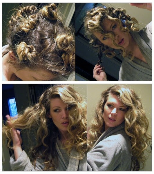 10 Tips To Have Nice Curls Without Iron Ni Heat New Hairstyle Trends
