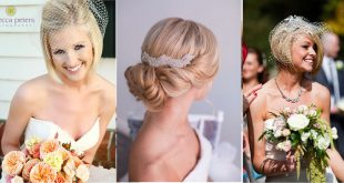 Top 15 Hairstyles For Bride! New Hairstyle Trends