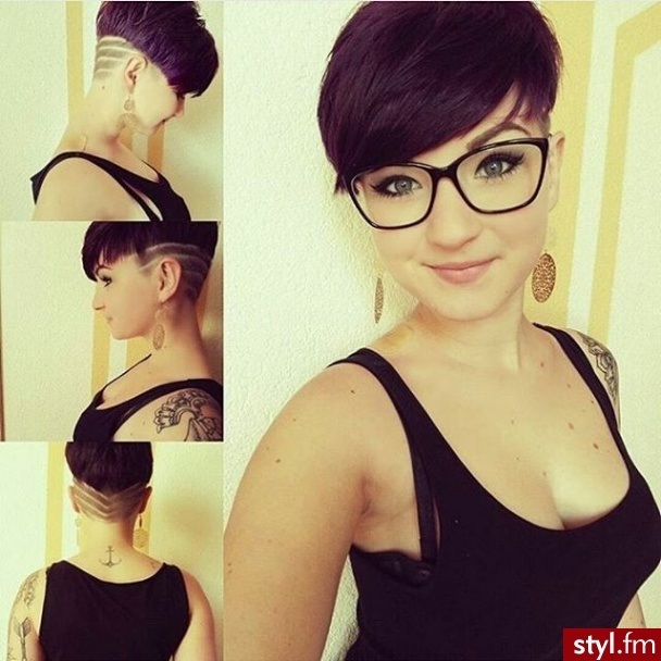 Ultra Fashion Short Cups For The New Season: Beautiful Models to Wear Absolutely Hair Cut Trends
