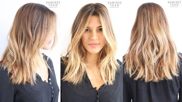 Medium hair: 15 beautiful medium length hair cuts Hairdressing Medium Hairstyles