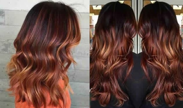 The 25 Best Dark Scan Ideas For Fall / Winter New New Hairstyle Trends