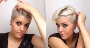 Hairstyles Basics On Hair Too Short: Easy Fast And Convenient Short Hairstyles