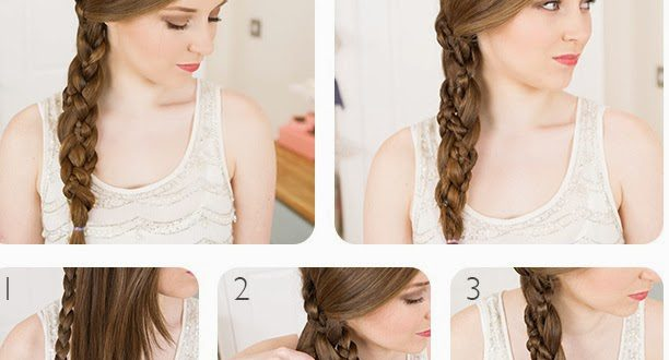 Fast Hairstyle For High School Fast Simple Hairstyles