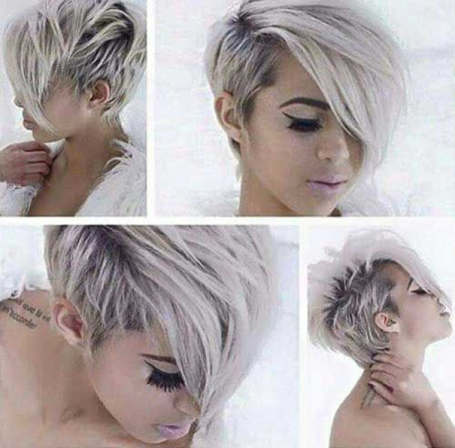 Beautiful colors for your short hair Hair Cut Trends