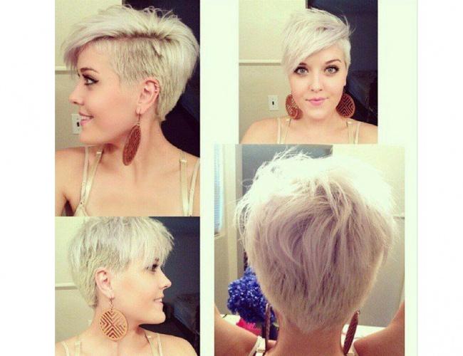 30 UnderCut Sublimes to Wear this Summer Hair Color Ideas