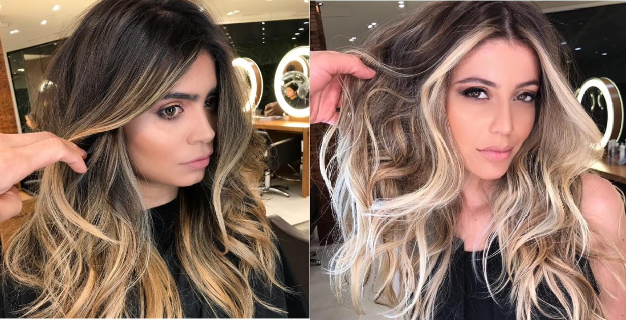 20 beautiful colors trend New/New discover you Hair Color Ideas