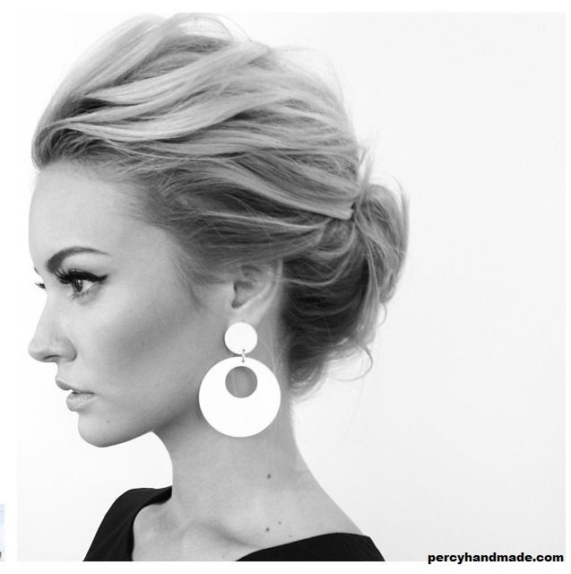 Beautiful ideas of chignons soirées Updo Hairstyles