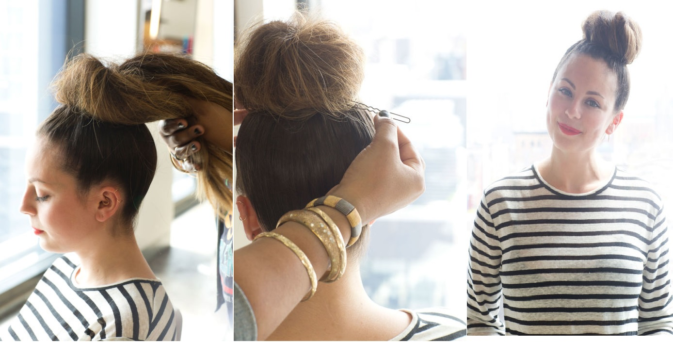 3 Ultra Fast Updates In Less Than 5 Minutes Updo Hairstyles