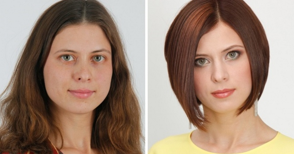 20 women are completely changed Hair Cut Trends