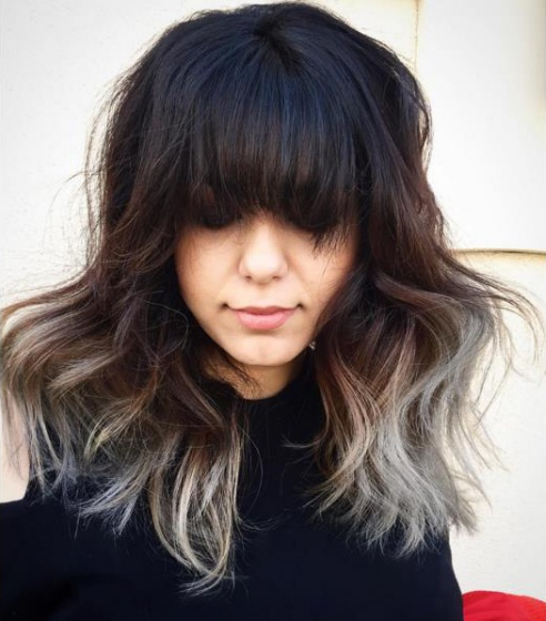 Beautiful Cups With Fringes: The Trend Of The Year New Hair Cut Trends