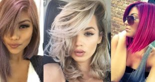The most beautiful colors that you must adopt for your hair cut Hair Color Ideas