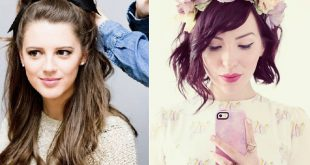 Choose Your Hairstyle For Christmas Among These 20 Awesome Models! Hairstyles For Evening