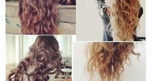 4 Easy Techniques To Curl Your Hair! New Hairstyle Trends