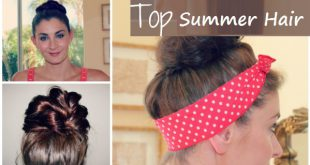 30 Styles Of Hairstyles Simple And Easy To Adopt This Summer New Hairstyle Trends