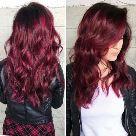 Dream Sweep: The Color That Will Symbolisera New Hair Color Ideas
