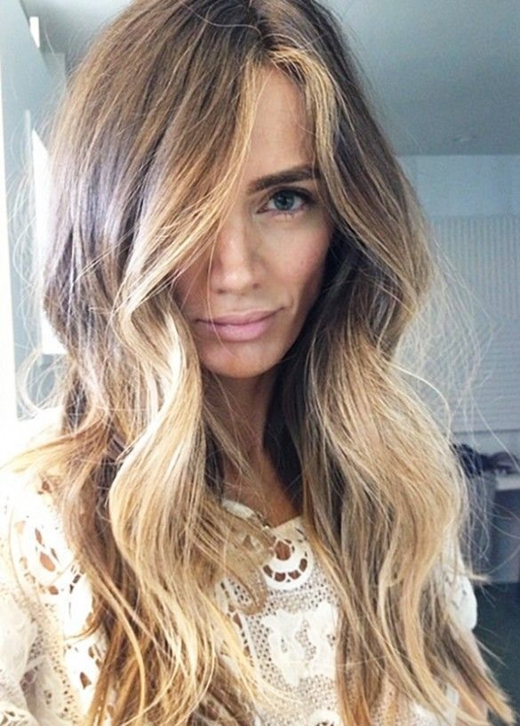 Shaded Caramel Hair That Cut The Breath Hair Color Ideas