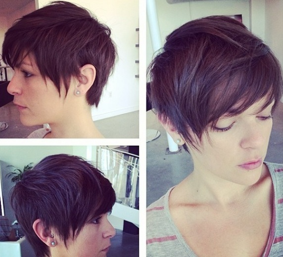 Beautiful colors for short hair Hair Color Ideas