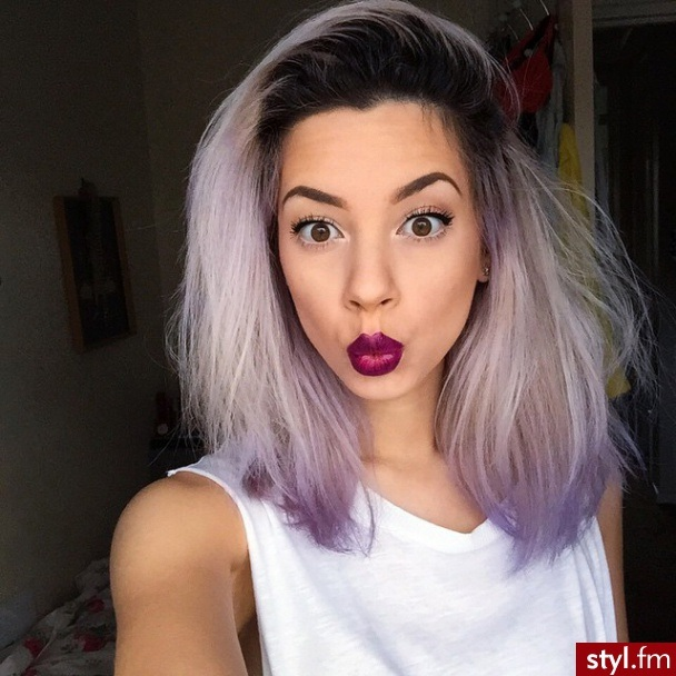 The colors of the Season: 20 Models Ideal For This Summer Hair Color Ideas