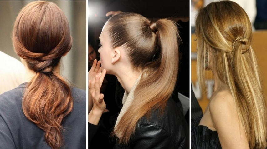 Simple and fast hairstyles: 20 beautiful models for this season