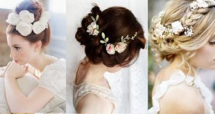 30 Wedding Hairstyles For Brides New: Inspire You New Hairstyle Trends