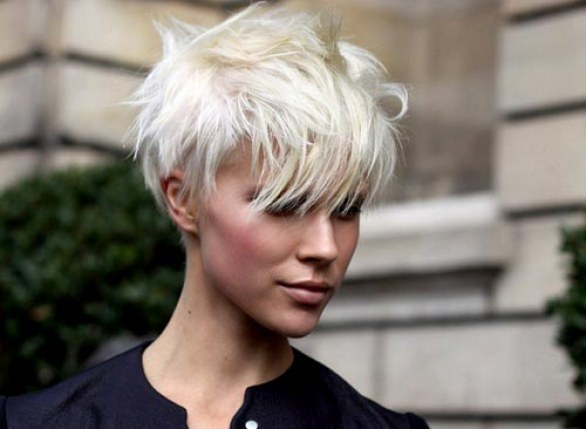 Beautiful short haircuts trend New Hair Cut Trends