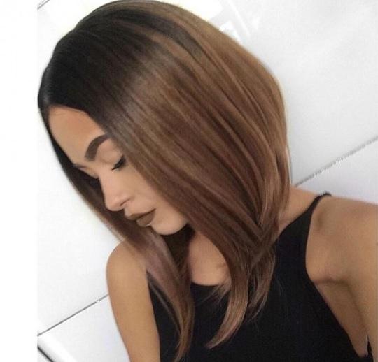 Trendy Medium Hair: The Most Beautiful Models Hair Cut Trends