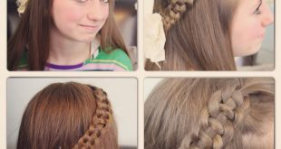 Little Girl Hairstyle - Easy Little Girl Hairstyle Hairstyles For Little Girls