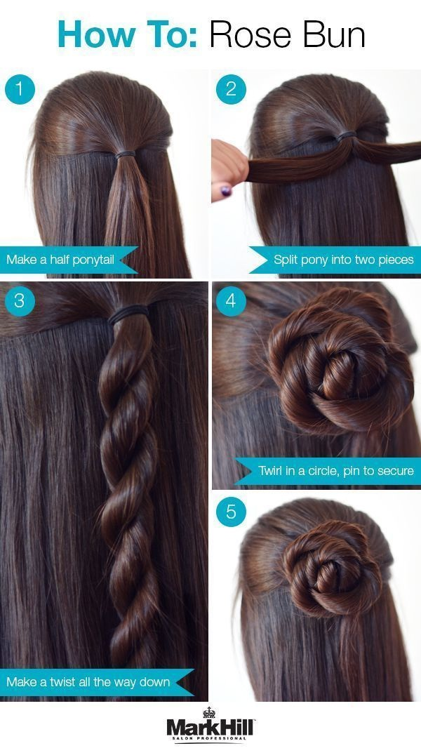50 styles of easy and beautiful simple hairstyles that you can adopt for Valentine's Day Fast Simple Hairstyles
