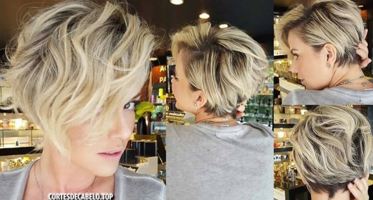 Short Cups Trend New: The best models to stitch Hair Cut Trends