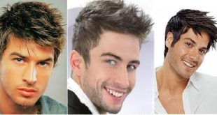 Men's simple hairstyle New Hairstyle Trends