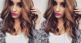 25 Mid-Length Hair Styles Impressive! Hairdressing Medium Hairstyles