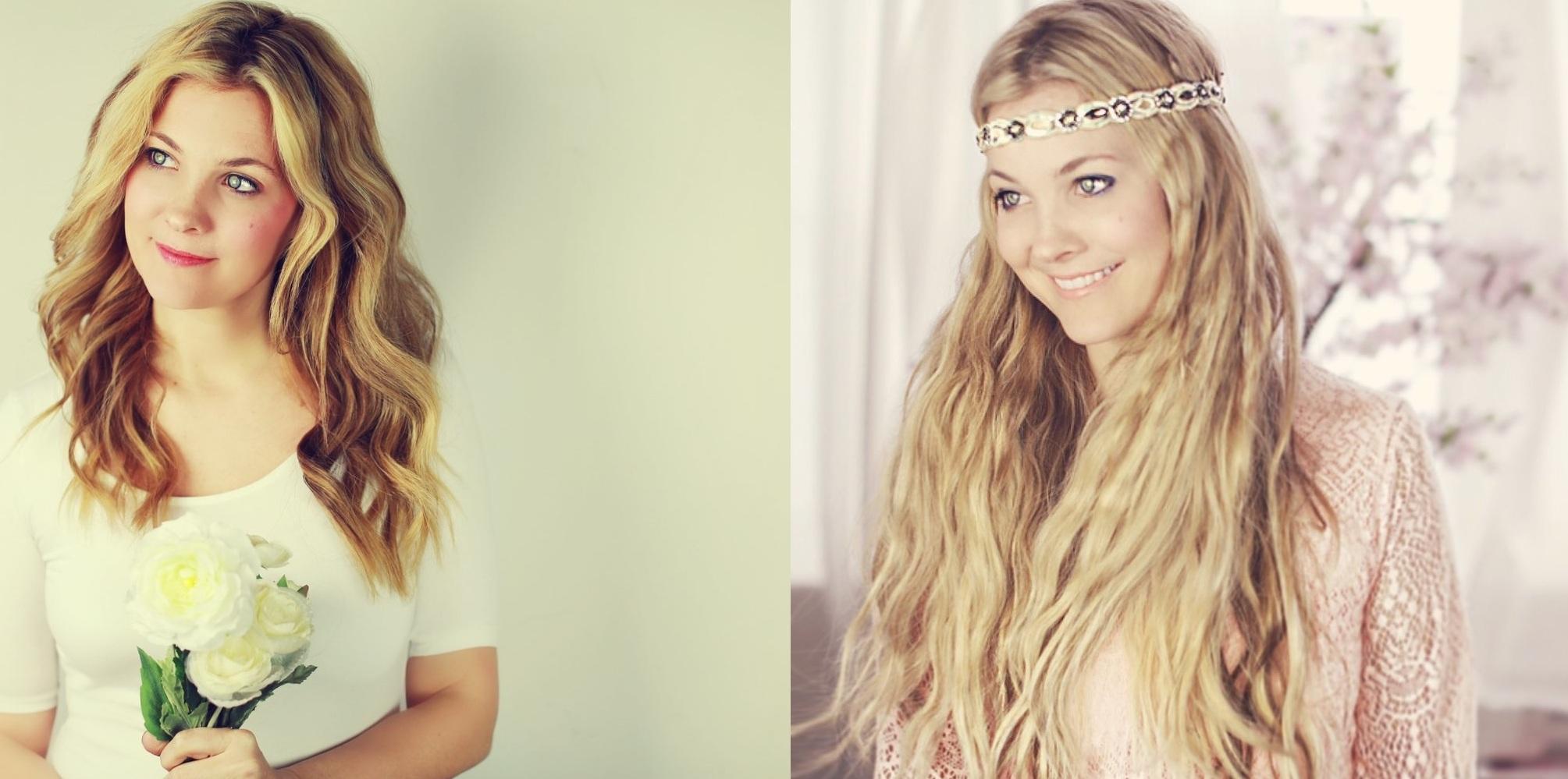 10 beautiful wedding hairstyles trend New