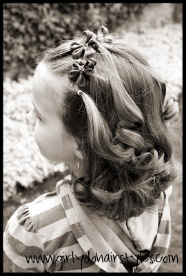 12 Adorable Hairstyles For Little Girls Hairstyles For Little Girls