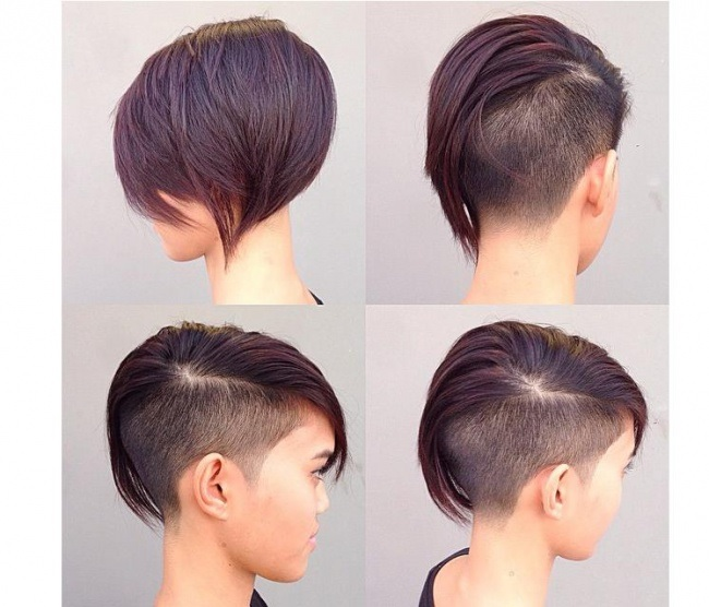 Women's Fashion Short Suits New - 40 Awesome Models to Try! Hair Cut Trends