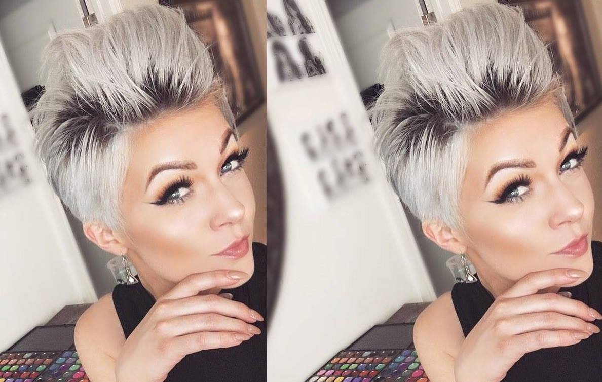 10 Beautiful Hyper Fashion Short Cups for This Winter New Hairstyle Trends