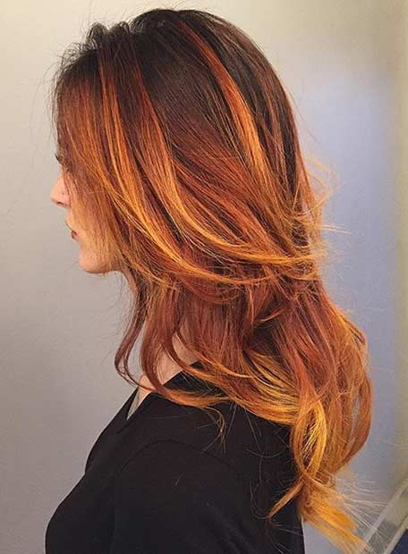 21 Beautiful Colors For This Summer New Hair Color Ideas