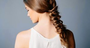 Quick and easy hairdressing - Braid ear of wheat Hairstyles with Braids