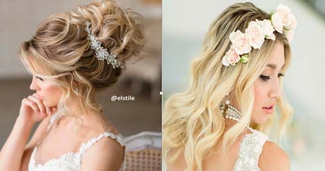 Wonderful Wedding Hairstyles Trend Summer New