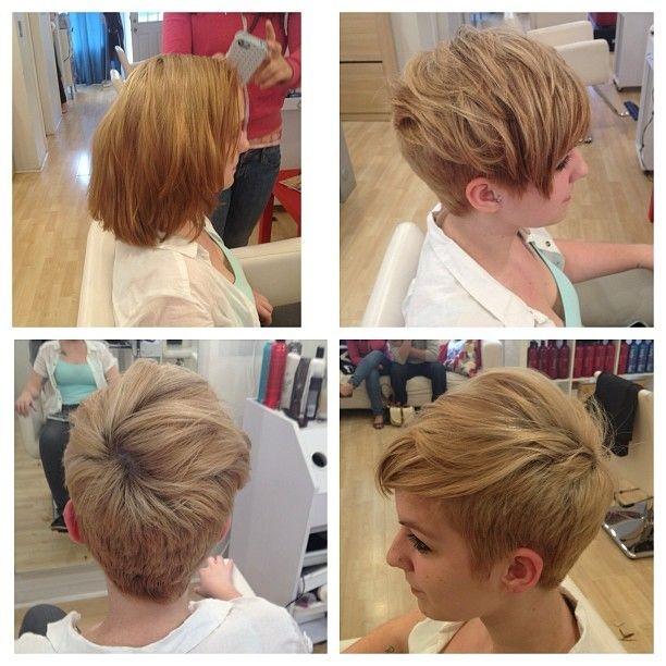Short Cups Plus Fashion Hair Cut Trends