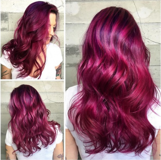 Beautiful Colors to Wear Before Spring New Hair Color Ideas