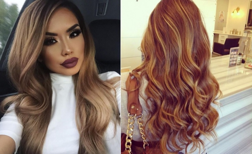 the New hair color trends: here are the models New Hairstyle Trends