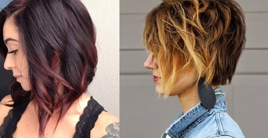 21 Shaded Hair For Short Hair Hair Color Ideas