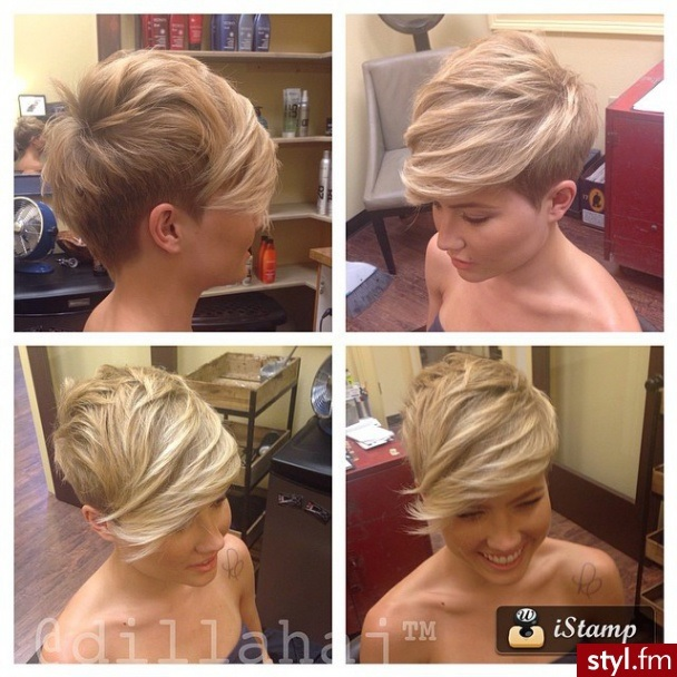21 Short Cup Models For Modern Women Hair Color Ideas