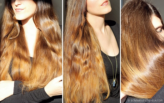 Smooth your Hair Naturally with this Brilliant Tip Simple and Easy !! Hair Styling Tips