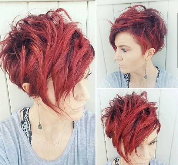 Beautiful short cuts and colors for short hair Hair Cut Trends