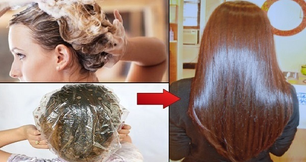 Apply this 15 minute mask on your hair and you will be amazed by the results! Hair Styling Tips