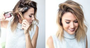 Celebrate Valentine's Day With These Romantic Hairstyles For Mid-Length Hair Saint Hairstyles
