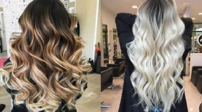 33 adorable scotch sweeps in summer New Hair Color Ideas