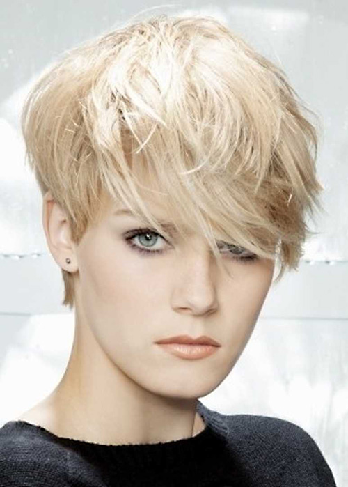 11 Short Blondes Cups Hair Cut Trends
